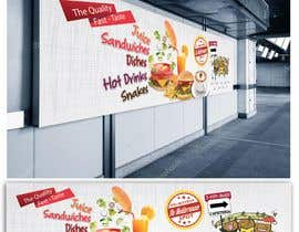 #31 for Create a catchy restaurant banner for students by abhilashkp33