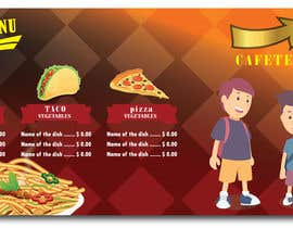 #28 for Create a catchy restaurant banner for students by Manik012