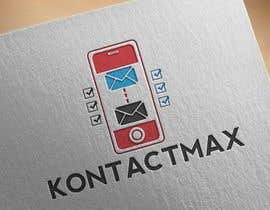 #74 for Logo Design for Kontactmax mobile app by drafiul01