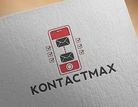 #75 for Logo Design for Kontactmax mobile app by drafiul01