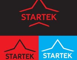 "#12 for I need a logo for my ""StarTek"" persona. I would like it to have StarTek in the logo, and with either a ""hipster"" theme or ""stars/galaxy"" theme. Minimalist art prefered. by ripelraj"