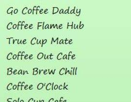 #26 untuk Suggest unique name for coffee shop oleh jayel5k