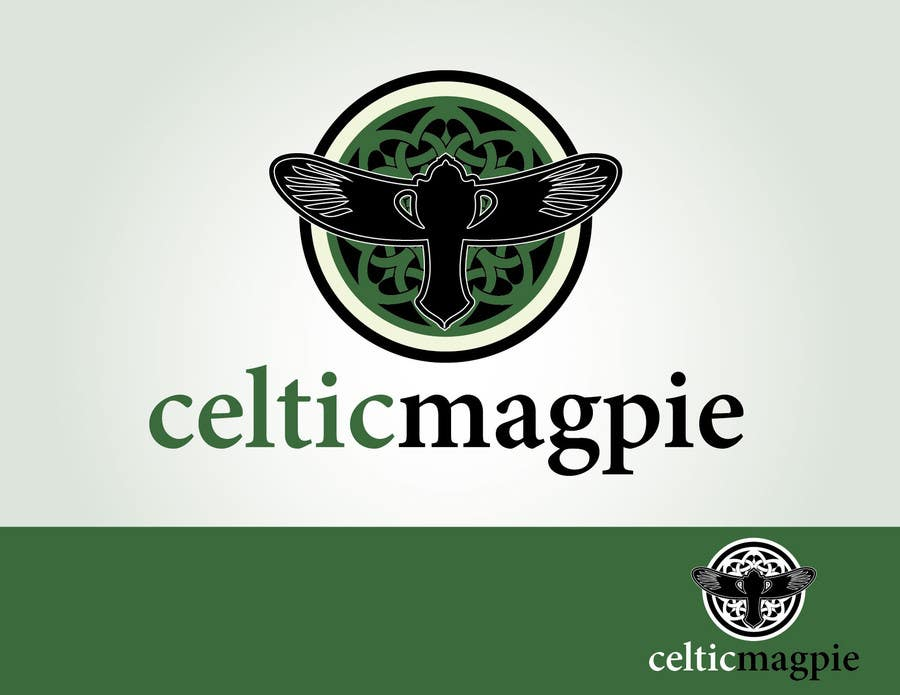 #13 for Graphic Design for Logo for Online Jewellery Site - Celtic Magpie by Wala