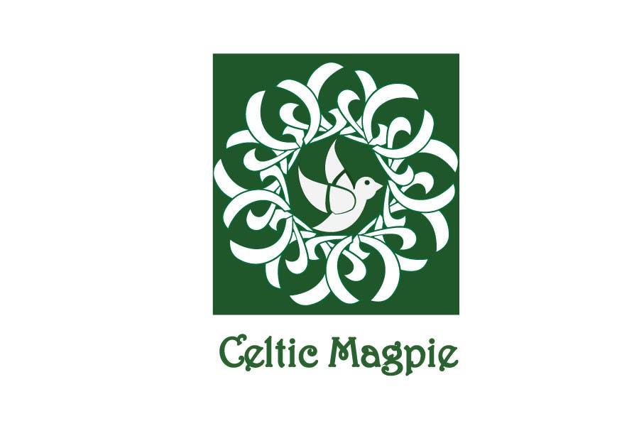 Inscrição nº                                         69                                      do Concurso para                                         Graphic Design for Logo for Online Jewellery Site - Celtic Magpie