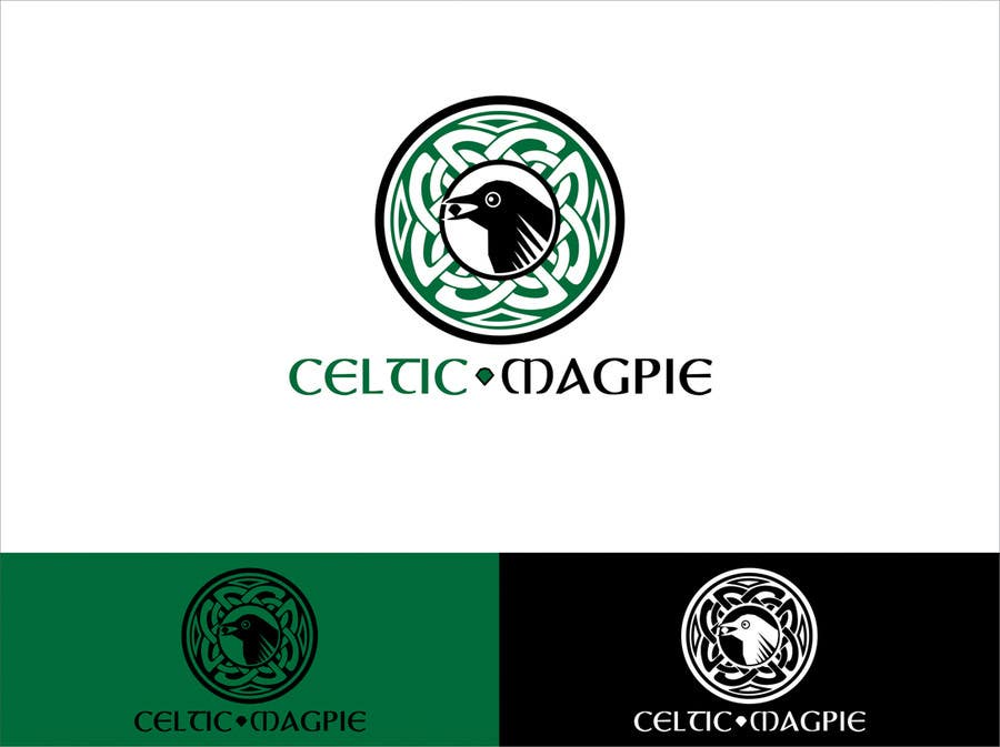 #31 for Graphic Design for Logo for Online Jewellery Site - Celtic Magpie by BuDesign