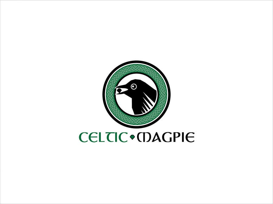 #51 for Graphic Design for Logo for Online Jewellery Site - Celtic Magpie by BuDesign