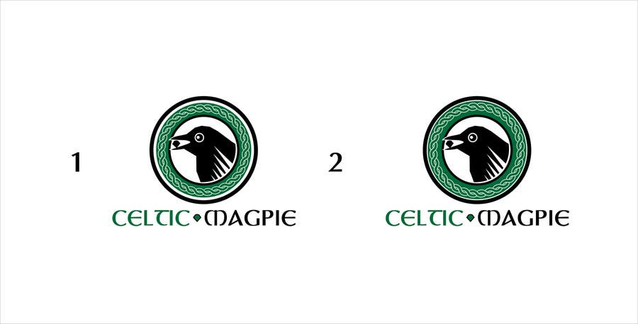 #50 for Graphic Design for Logo for Online Jewellery Site - Celtic Magpie by BuDesign