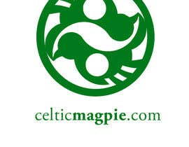 #60 para Graphic Design for Logo for Online Jewellery Site - Celtic Magpie por aurling