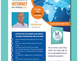 #21 for IoT Training PDF Design by syedhoq85