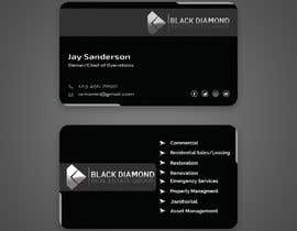 #88 for Create Business Card by mosarrof0001