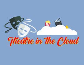 "#4 for logo for theatre company ""theatre in the cloud by JhoemarManlangit"