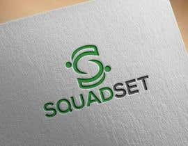 #329 for logo design for squadset.com (web/mobile app tile) by mdmafi6105