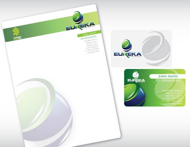 Participación en el concurso Nro.                                        2                                      para                                         Stationery/Advertising Design Package