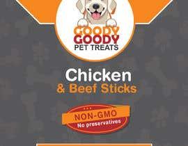 #38 untuk Design Pet Food Labels oleh mozala84