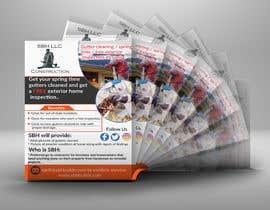 """Nro 61 kilpailuun 8 1/2"""" X 11"""" - Flyer - Gutter Cleaning käyttäjältä Alamgir3615"""