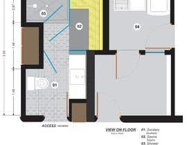 #14 for 3D Rendering - Interior design by Arqgerarq