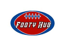 #25 for Logo Design - Footy Hub (AFL not soccer) by Tasnubapipasha