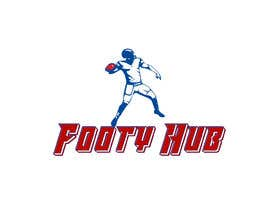 #27 for Logo Design - Footy Hub (AFL not soccer) by Tasnubapipasha