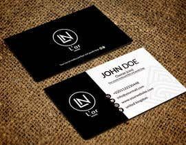 #109 for business card created by salauddn