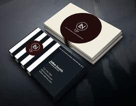#114 for business card created by salauddn
