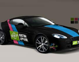 #22 , Promotional Signage for Aston Martin Vantage 来自 Danestro