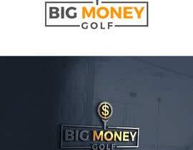 #161 for Big Money Golf Logo by talk2anilava