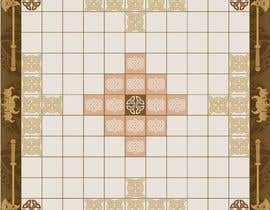 #6 for Design a board for a Viking board game called Hnefatafl by jaypadilla