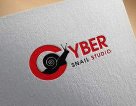 #53 for CyberSnail Studio LOGO by flyhy