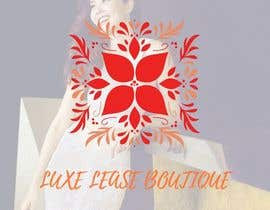 """#8 for My New Logo For My Clothing Business, it will also be the main page image so needs to be eye catching but simple. My business is called """"Luxe Lease Boutique"""" It is a clothing boutique,  For luxury designer dresses,  Favorite colors: Gold, Black & Red by nurjannahzainal3"""
