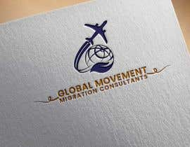 #57 for Global Movement Migration Consultants  Logo creation by Sojibhossain3002