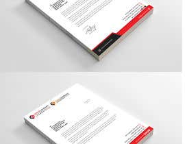 #43 for Letterhead Design, Sample & Logos Attached by mehfuz780