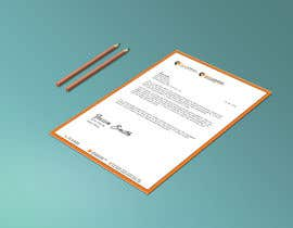#24 for Letterhead Design, Sample & Logos Attached by abdulhalimen210