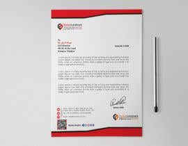 #5 for Letterhead Design, Sample & Logos Attached by rasselrana