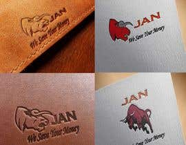 #135 for Logo for leather manufacture Called JAN by mysabry24