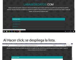 #40 for labasededatos.com - Rediseño de web y logotipo by presti81