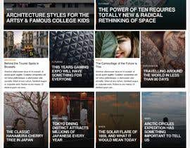 #2 for WP Engine Magazine Web Site by gtaposh