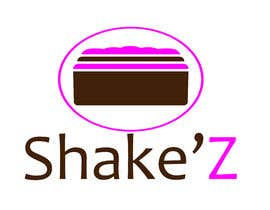 #4 for Simple logo for a small business called Shake'Z, colors chocolate and pink.   Its confectionery mostly focused on cakes. by gattomarzolino