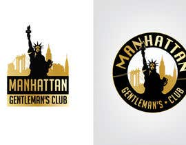 #15 for Manhattan Gentleman's Club by kunjanpradeep