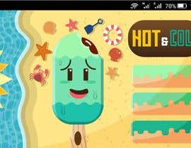 #24 for design home page for my game by AsteroidDesing