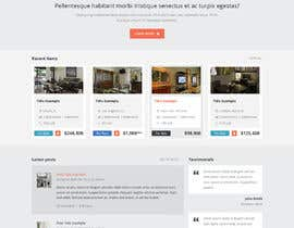 #20 for Design and build of Real Estate website by Imadkey2010
