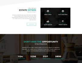 #25 for Design and build of Real Estate website by Tonisaha