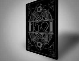 #10 for playing cards design by Dookoo