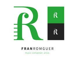 #298 for Logo Design - Music Composer af marcvento12
