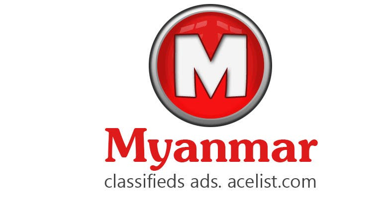 Konkurrenceindlæg #                                        5                                      for                                         company logo icon with acelist.com and Myanmar classifieds ads text