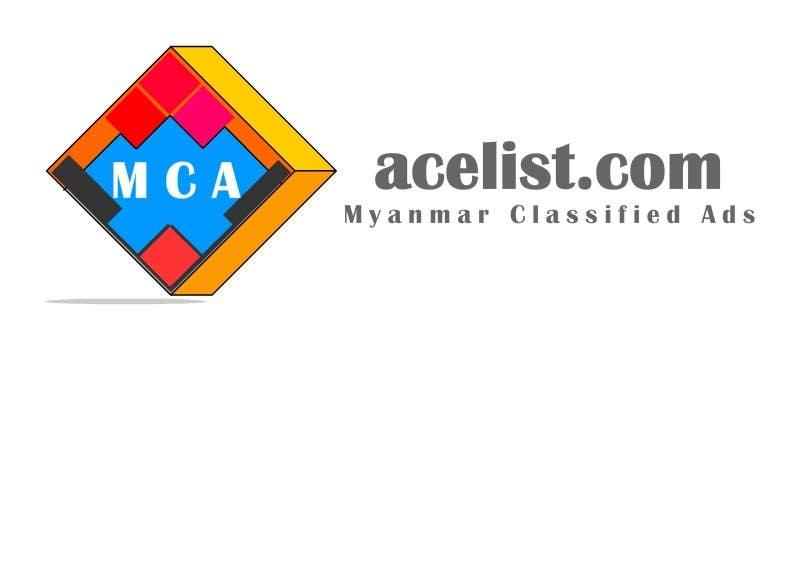 Inscrição nº                                         71                                      do Concurso para                                         company logo icon with acelist.com and Myanmar classifieds ads text