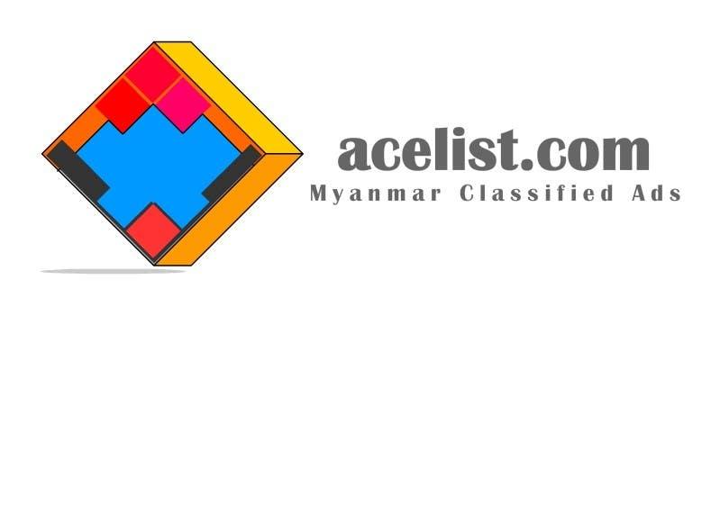 Kilpailutyö #72 kilpailussa company logo icon with acelist.com and Myanmar classifieds ads text