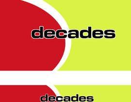 #24 for Design a Logo | Recreate (decades) by machine4arts
