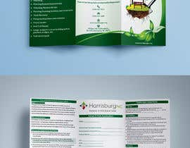 #19 for Design double sided Tri-Fold brochure by KaaziTahasin
