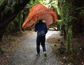 #32 for Put a mushroom on my friend's head by dhiaakermi