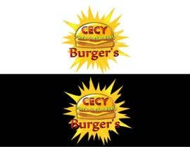 #26 for design of burguer place logo for CECY BURGUER´S by LuzIsabel4